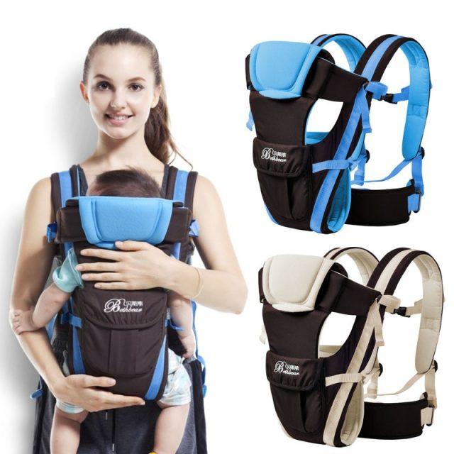 Ergonomic Comfortable Adjustable Baby Carrier